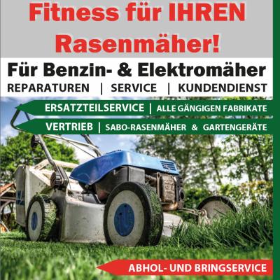 Rasenmäher - Service